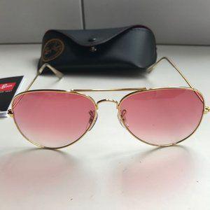 Ray-Ban RB3025 PINK MIRROR Sunglasses